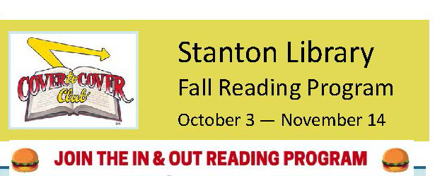 Fall Reading Program
