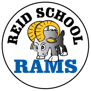 the Twila Reid Elementary School logo